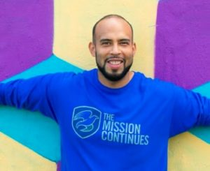 David Garcia, The Mission Continues