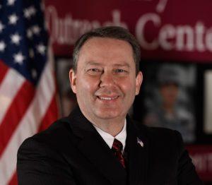Mark Eister GSU Military Outreach Director