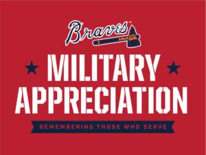 Braves Military Appreciation